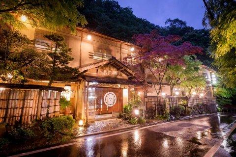 贵船富士屋酒店(Kibune Fujiya)