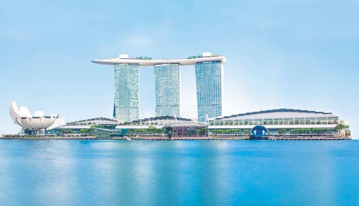 新加坡滨海湾金沙大酒店 (Staycation Approved)(Marina Bay Sands Singapore (Staycation Approved))