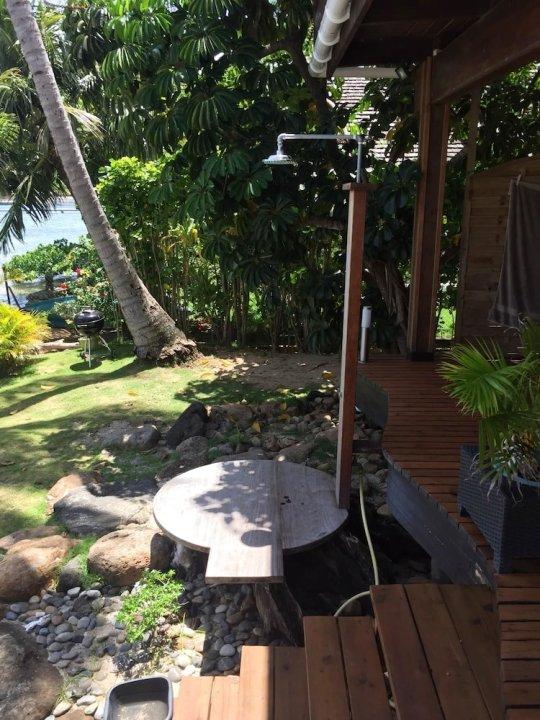 享受别墅 3 号玛哈拉佩海滩别墅酒店(Villa Maharepa Beach by Enjoy Villas Villa 3)