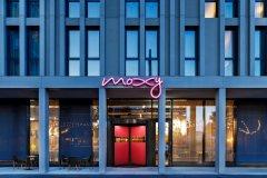 Moxy Bern Expo