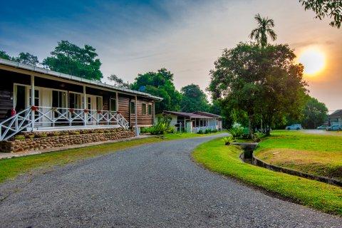 波令温泉- 舒特拉保護區小屋(Sutera Sanctuary Lodges at Poring Hot Springs)