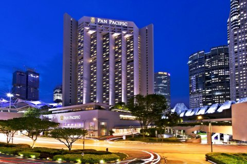 新加坡泛太平洋酒店 (Staycation Approved)(Pan Pacific Singapore (Staycation Approved))