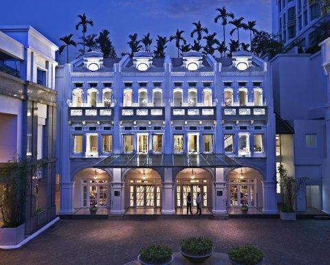 新加坡洲际酒店 (Staycation Approved)(InterContinental Singapore (Staycation Approved))