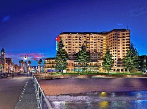 阿德莱德斯坦福格兰德酒店(Stamford Grand Adelaide)