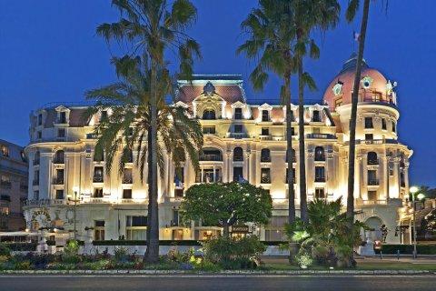 内格雷斯科酒店(Hotel Negresco)