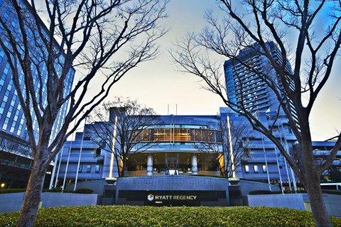 大阪凯悦酒店(Hyatt Regency Osaka)
