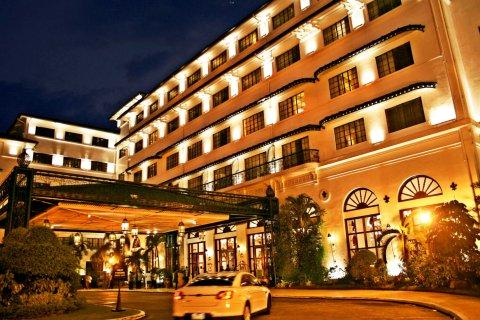 马尼拉酒店(The Manila Hotel)