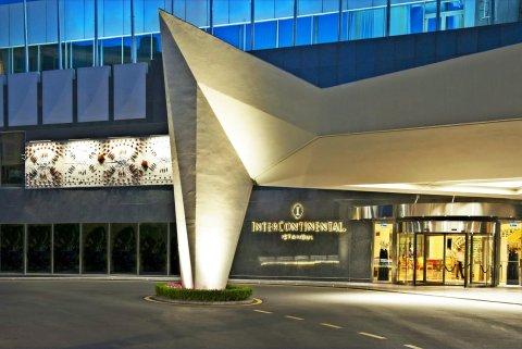 伊斯坦布尔洲际酒店(InterContinental Istanbul, an Ihg Hotel)