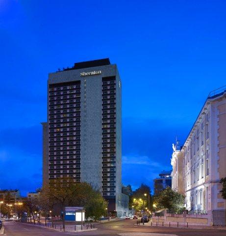 喜来登葡京酒店和水疗中心(Sheraton Lisboa Hotel & Spa)