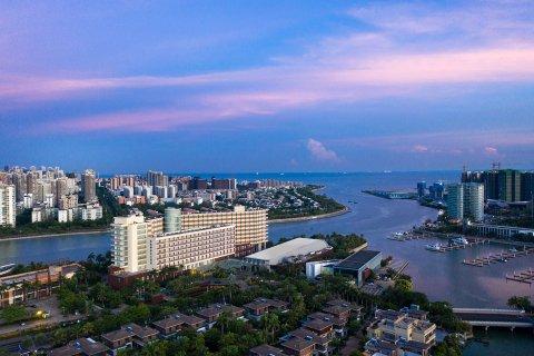 海口星海湾豪生大酒店