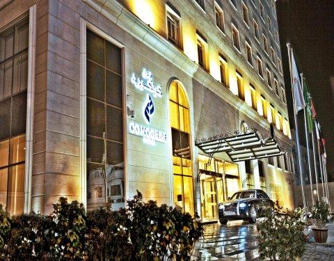 多哈协和大酒店(Concorde Hotel Doha)
