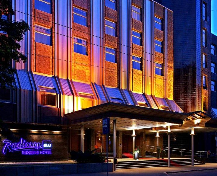 里加利泽内丽笙酒店(Radisson Blu Ridzene Hotel, Riga)