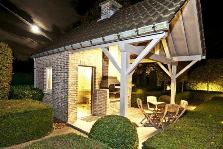 卡乐恩波尔格霍夫豪华别墅(Luxurious Villa 't Hof van Kalenberg)