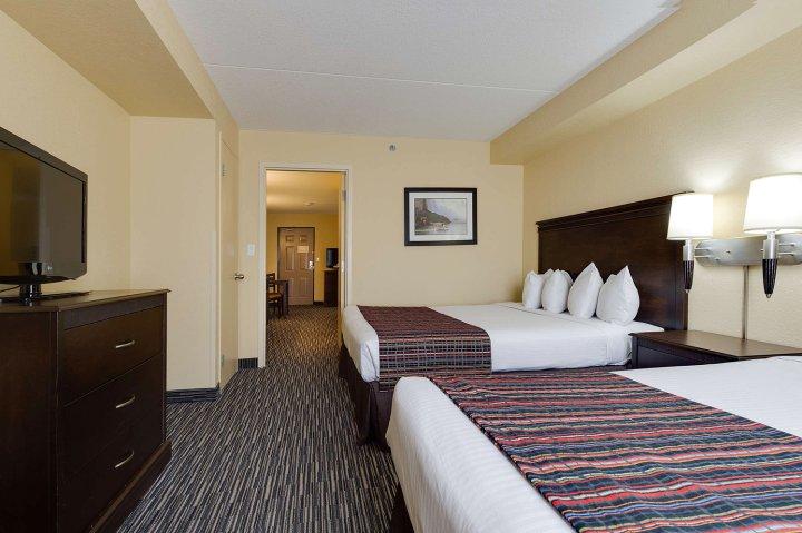 尼亚加拉瀑布丽怡酒店(Country Inn & Suites by Radisson, Niagara Falls, on)