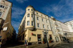 林茨 - 主广场汽车旅馆 1 号(Motel One Linz-Hauptplatz)