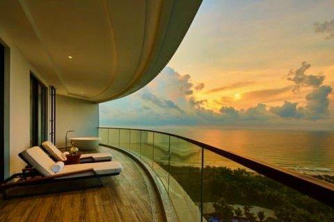 北海北部湾一号一房一车海景度假公寓