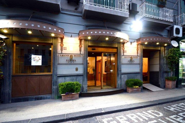 欧罗巴大酒店(Grand Hotel Europa)