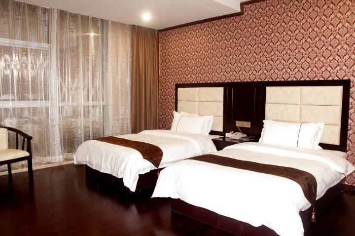 龙门五州宾馆