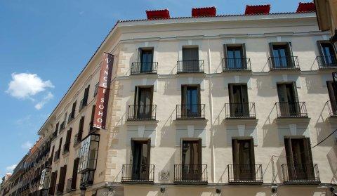 马德里温齐索赫酒店(Vincci Soho Madrid)