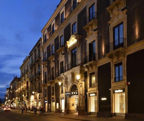 卡塔尼亚王宫体验旅馆(Palace Catania | Una Esperienze)