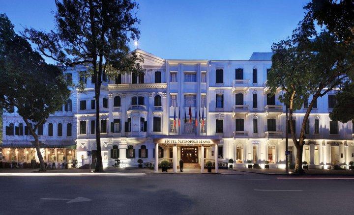 河内传奇新都城索菲特酒店(Sofitel Legend Metropole Hanoi)