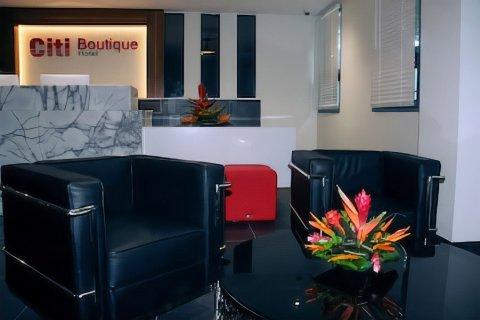 城市精品酒店(Citi Boutique Hotel)