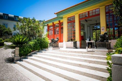 里斯本佩斯塔纳国家纪念碑皇宫酒店(Pestana Palace Lisboa - Hotel & National Monument)