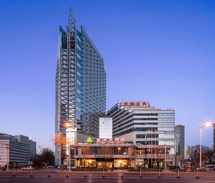 天津金泽大酒店