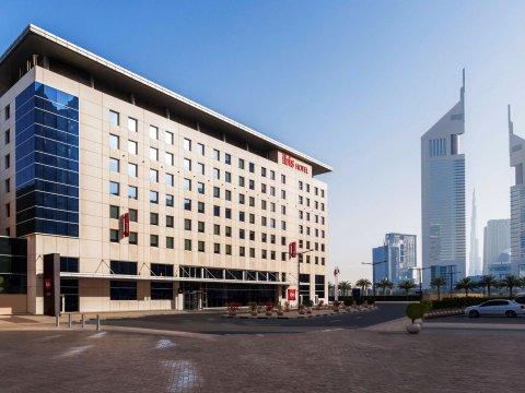 迪拜宜必思世贸中心酒店(Ibis World Trade Centre Dubai)