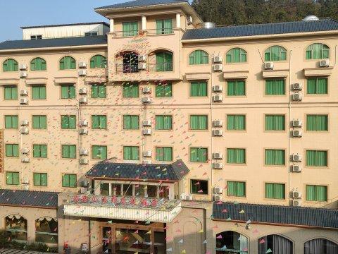 龙门南昆山休闲度假酒店