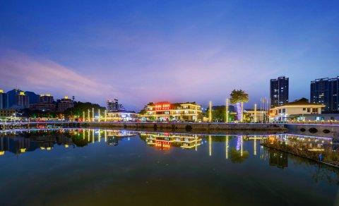 德庆龙湖岛酒店