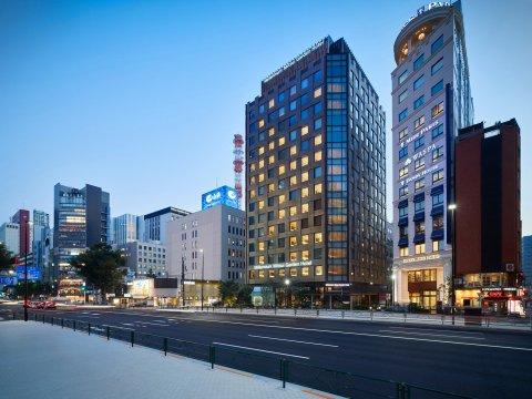 东京银座千禧三井花园饭店(Millennium Mitsui Garden Hotel Tokyo)