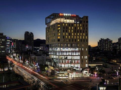 宜必思大使釜山城市中心酒店(Ibis Ambassador Busan City Centre)