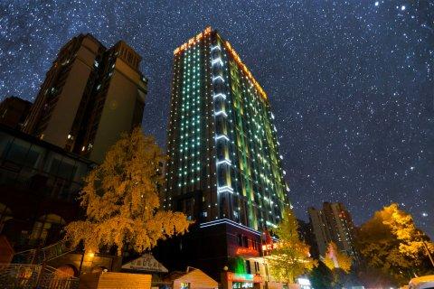 成都檀香花园酒店
