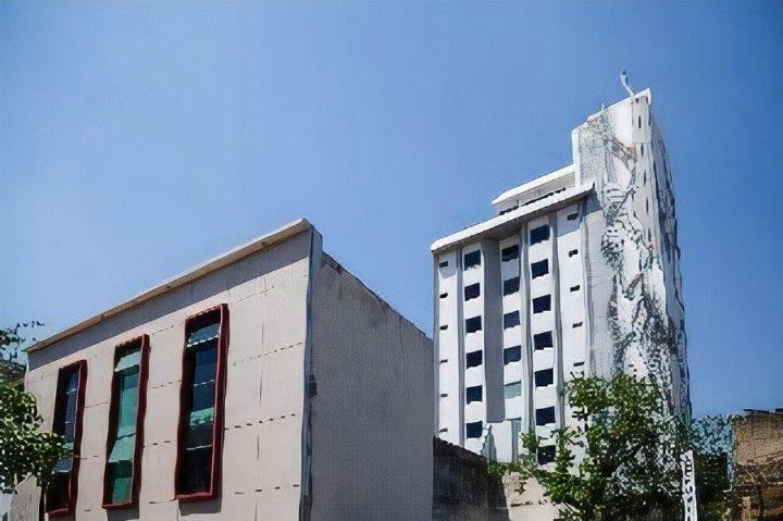 大理广场艾街库提夫酒店(Hotel Dali Plaza Ejecutivo)
