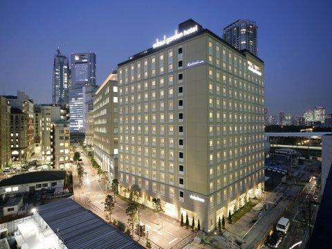 三井花园饭店东京汐留意大利街(Mitsui Garden Hotel Shiodome Italia-Gai)