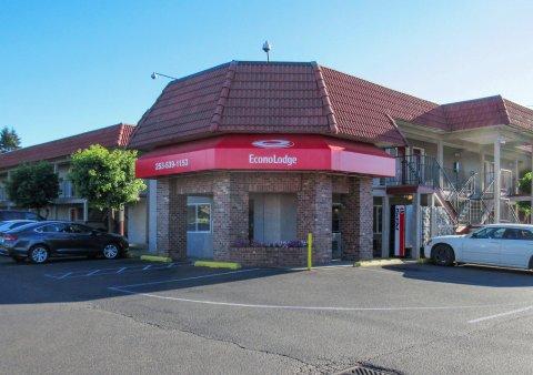 塔科马经济住宿套房酒店(Economy Stay & Suites Tacoma)