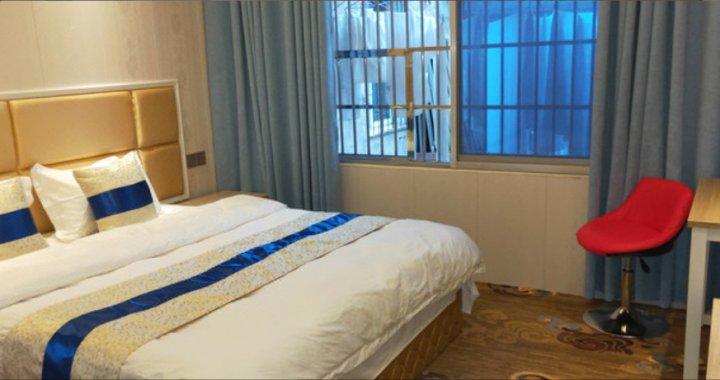 英山金福宾馆