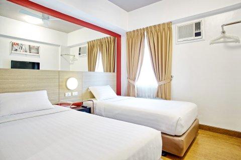 宿雾岛红色星球酒店(Red Planet Cebu)