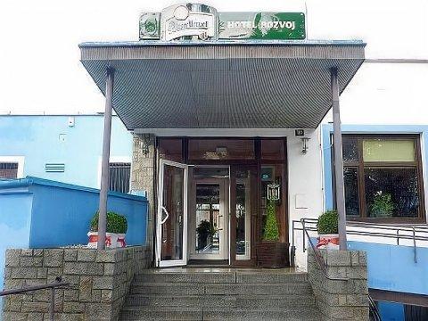 洛斯沃维酒店(Hotel Rozvoj)
