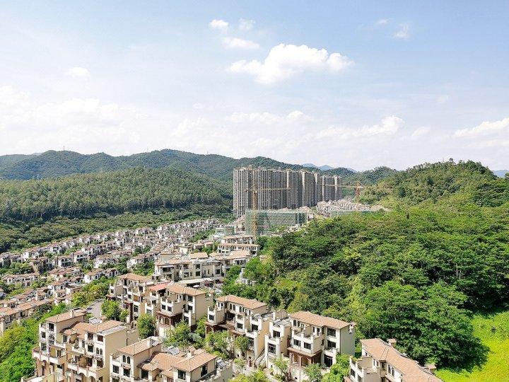 惠州富力南昆山养生谷温泉公寓民宿