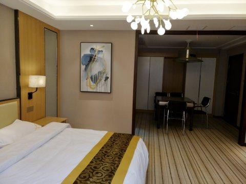 天门龙城佳苑酒店