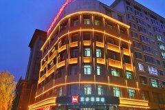宜必思酒店(张掖市政府店)