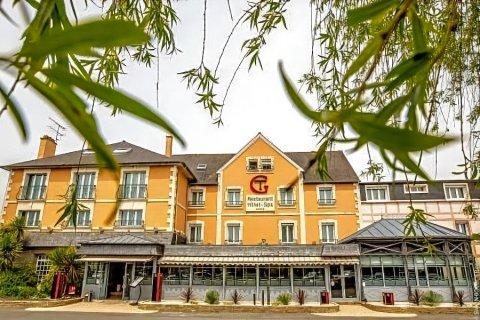 蒂雷尔格林家园—原生精选系列酒店(Maison Tirel Guérin, The Originals Collection)